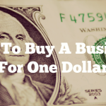 How to Buy a Business for One Dollar and How This 28 Year Old Did it Multiple Times