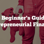 The Beginner's Guide to Entrepreneurial Finance